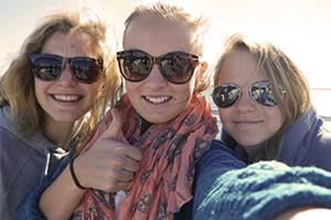 Gli amici che conoscerai in Australia ti aiuteranno ad ampliare la tua visione di vita