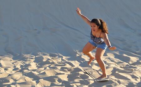 Esplorare nuovi sports ed attivita divertendosi e fondamentale per il programma Semestre di TecAustralia