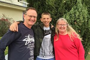 La famiglia australiana e fondamentale nell esperienza di vita all estero durante il soggiorno con TecAustralia