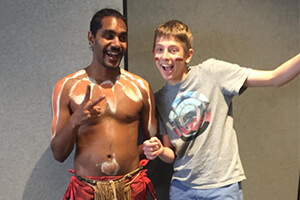 Gli studenti di TecAustralia hanno delle incredibili opportunita di scoprire la diversita culutrale in Australia
