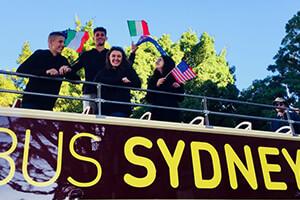 Il partner offre un utilissimo orientamento propedeutico all inserimento degli studenti TecAustralia nel paese
