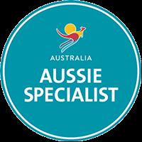 Patricia e un Aussie Specialist qualificato dal Ente del Turismo Australiano