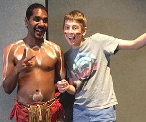 La prima settimana include anche un'esperienza di cultura aborigena dove imparerete cos'è il Bush Tucker