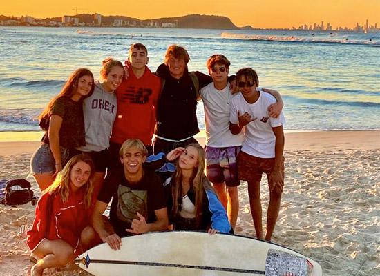 I nostri studenti rimasti in Australia durante il covid-19 sono stati assistiti dallo staff del partner e della scuola in serenità e sicurezza