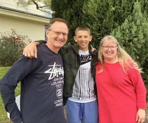 Le nostre famiglie ospitanti sono molto disponibili a sostenere gli studenti per tutto il soggiorno in Australia