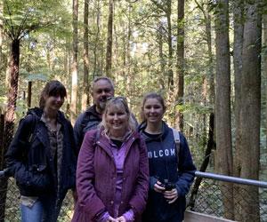 I nostri studenti in Australia trascorrono molto tempo libero con la host family nella natura e all'aperto