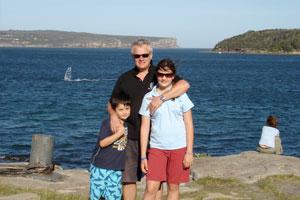 L'esperienza di vita diretta in Australia ha permesso a Patricia di specializzarsi in questo paese