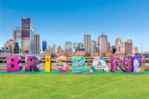 Brisbane, capitale del Queensland, offre una vita sicura e ricca di stimoli, ottime scuole vicine alla costa