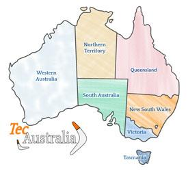 Impariamo a conoscere l'Australia e i suoi diversi stati per poi scegliere la destinazione più adatta